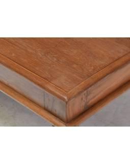 Konferenční stolek z teakového dřeva, 170x90x45cm