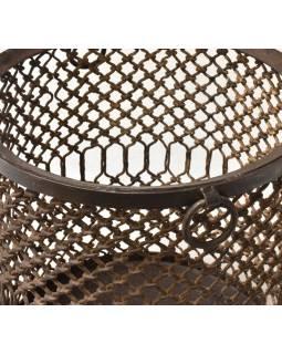 Železný koš, 50x50x57cm