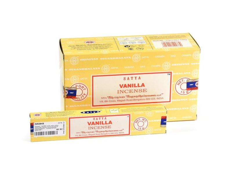 Satya - Vanilla, 15g