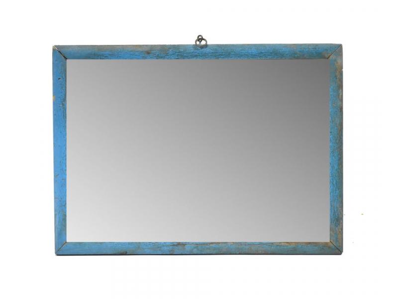 Zrcadlo ve starém rámečku, 27x20cm