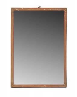 Zrcadlo ve starém rámečku, 25x36cm