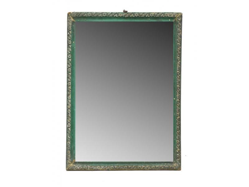 Zrcadlo ve starém rámečku, 28x39cm