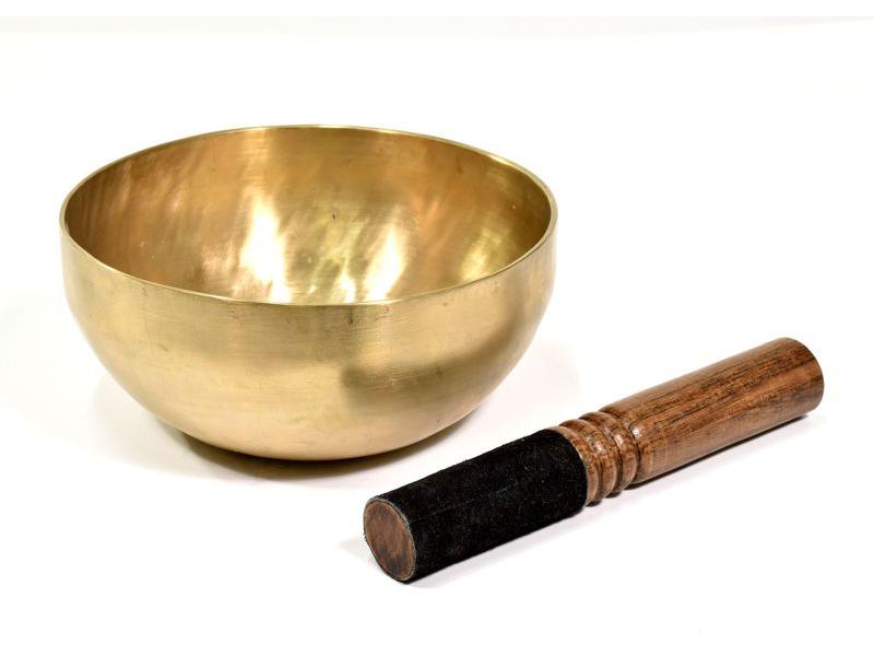 """Tibetská mísa, """"Jam"""", ručně tepaná, průměr 17cm"""