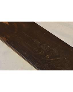 Lavice z teakového dřeva, 152x26x30cm