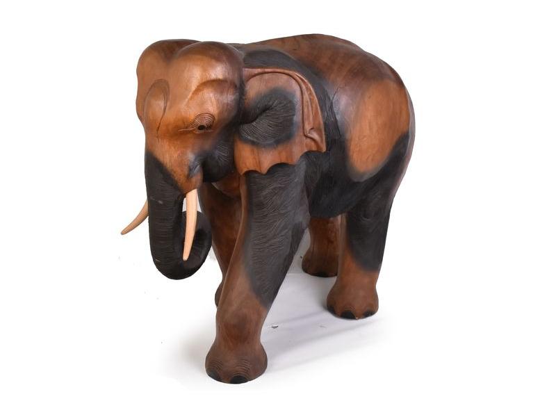 Slon vyrobený ze suaru , 100x58x100cm