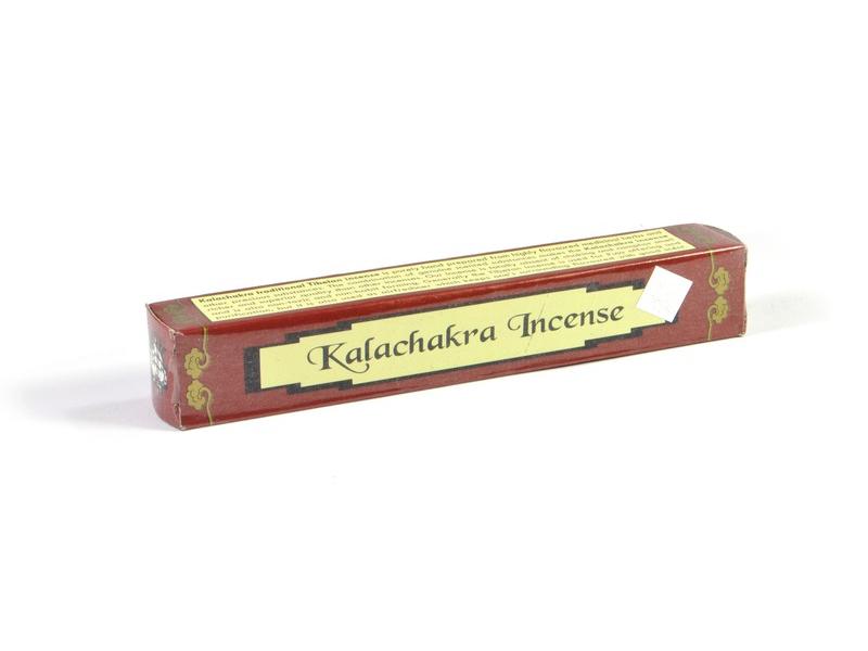 Tibetské vonné tyčinky Kalachakra Incense, 15cm