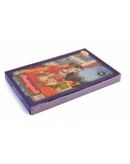 Set vonných tyčinek - Geetanjali - fialové