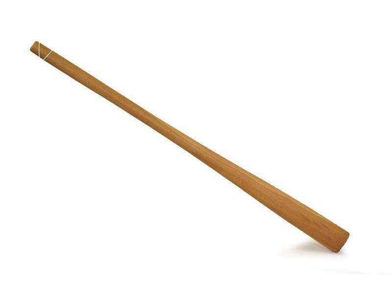 Didgeridoo pro pokročilé, dub, 135cm