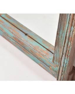 Zrcadlo v rámu z teakového dřeva, 90x14x188cm