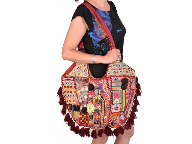 Unikátní taška z Gudžarátu, 48x35cm
