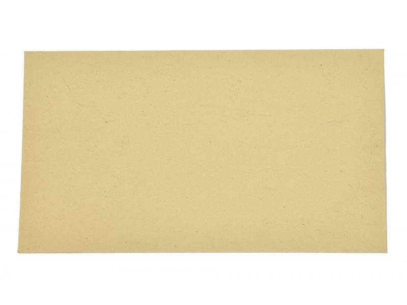 Dopisní obálky, 18x10cm, ruční papír