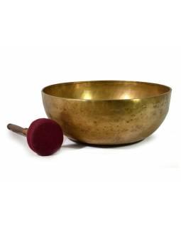 """Tibetská mísa, """"Jam"""", ručně tepaná, průměr 48cm"""