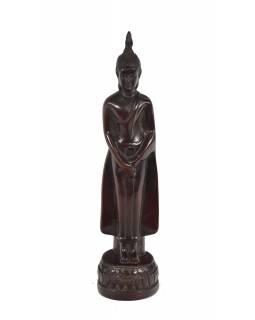 Narozeninový Buddha, neděle, 20cm, pryskyřice