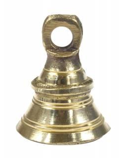 Mosazný zvoneček, 3cm