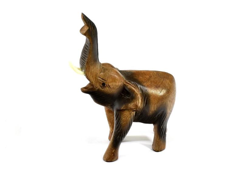 Slon - tropické dřevo (E032)