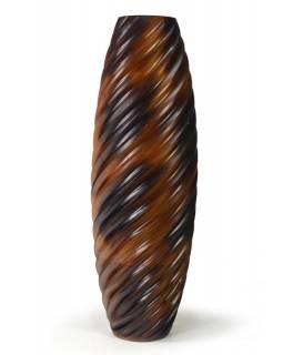 Váza z palmového dřeva, výška 51cm
