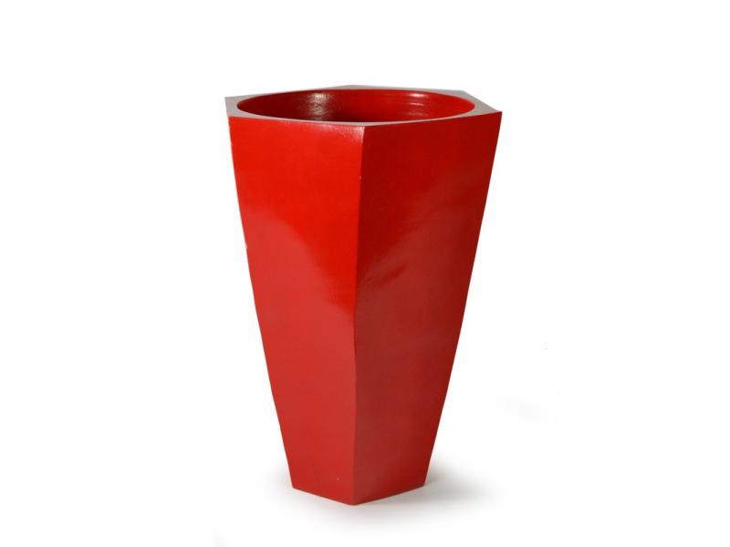 Váza z palmového dřeva