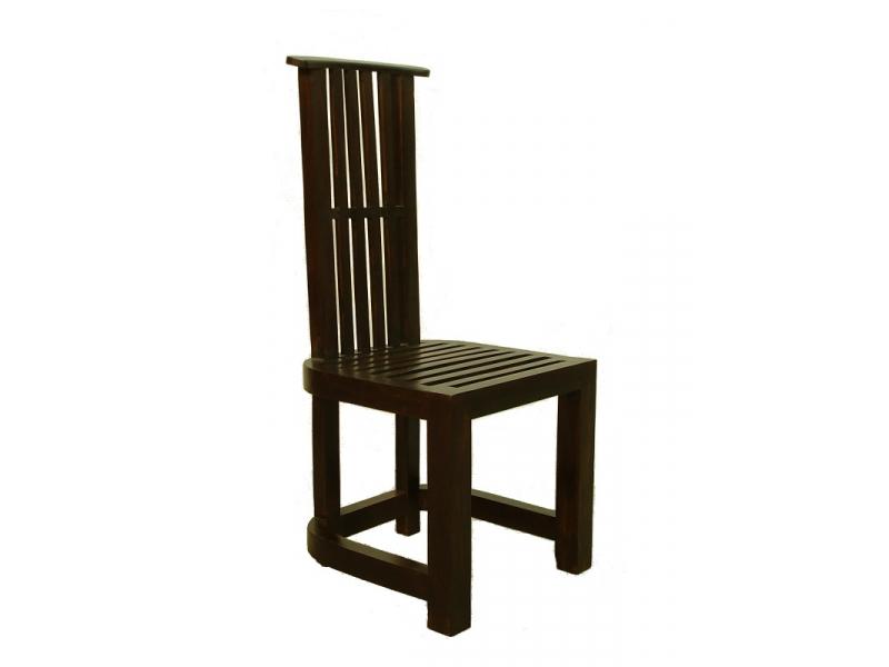 Dřevěná židle, 107x47x46 cm