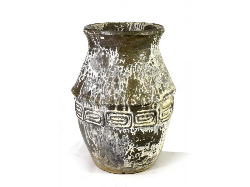 Váza z terakoty, 70x70x81cm