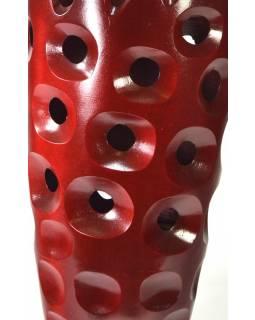 Děrovaná váza 14 x 35cm