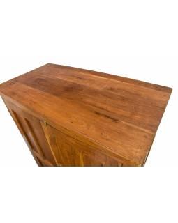 Skříňka z teakového dřeva, 89x45x121cm