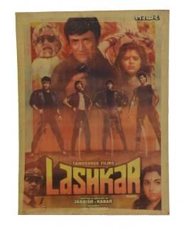 Bollywood plakát, 98x75cm