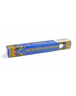 "Tyčinky tibetské, ""Tibetan Meditation Incence"", 22cm"