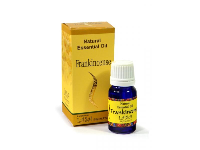 Přírodní esenciální olej, Frank Incense, 10ml