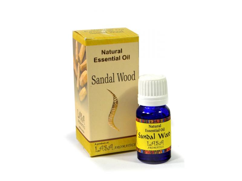 Přírodní esenciální olej, Sandalwood, 10ml