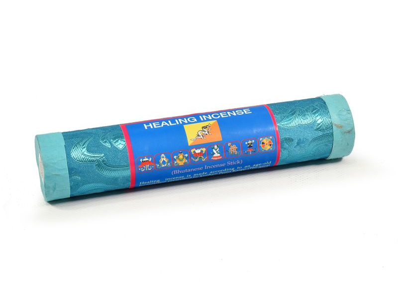"Bhútánské vonné tyčinky ""Healing Incense"", 20x4cm"