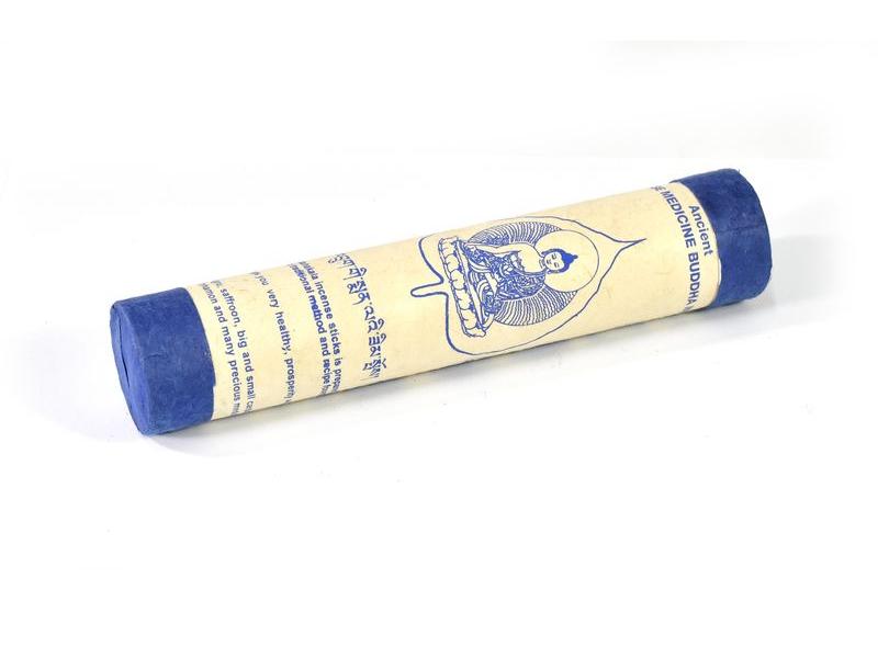 """Bhútánské vonné tyčinky """"Bhutanese Medicine Buddha Incense"""", 20x4cm"""